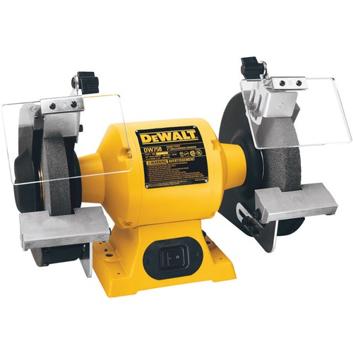 "DEWALT BENCH GRINDER 150MM 6"", 2950RPM,220V,DW752R"