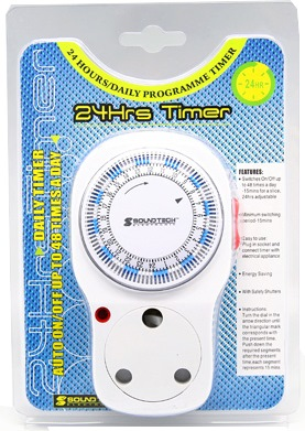 SOUNDTEOH AIR CON TIMER TSA-D07