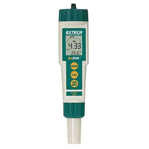 Extech Waterproof PH100 Meter