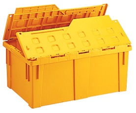 Npc Plastic Container With Cover 30l NLC901