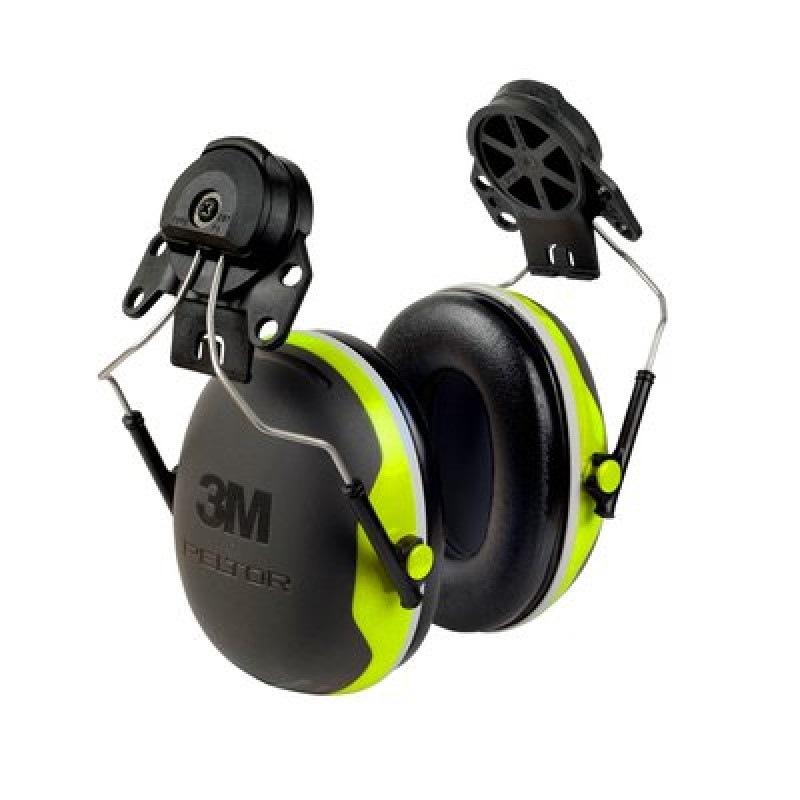 3M PELTOR HARD HAT MOUNT EARMUFF X4P3E