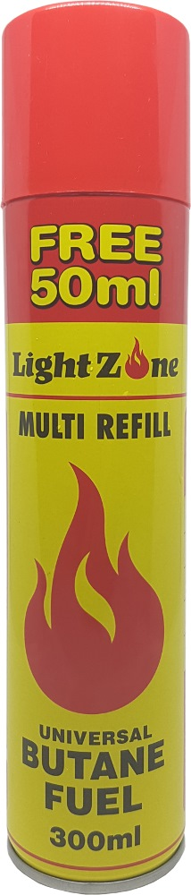Butane Gas Lighter Refill 300ml RGL300