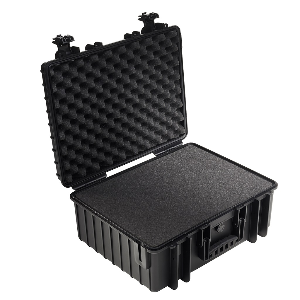 Padded Audio Transport Case