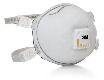 3m Mask box Respirator N95 10 Pieces 8212