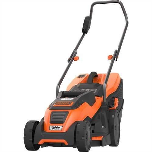 Black and Decker Rotary Lawn Mower 1400W EMAX34SN