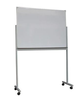 Magnetic White Board 3x4ft W/stand & Wheel