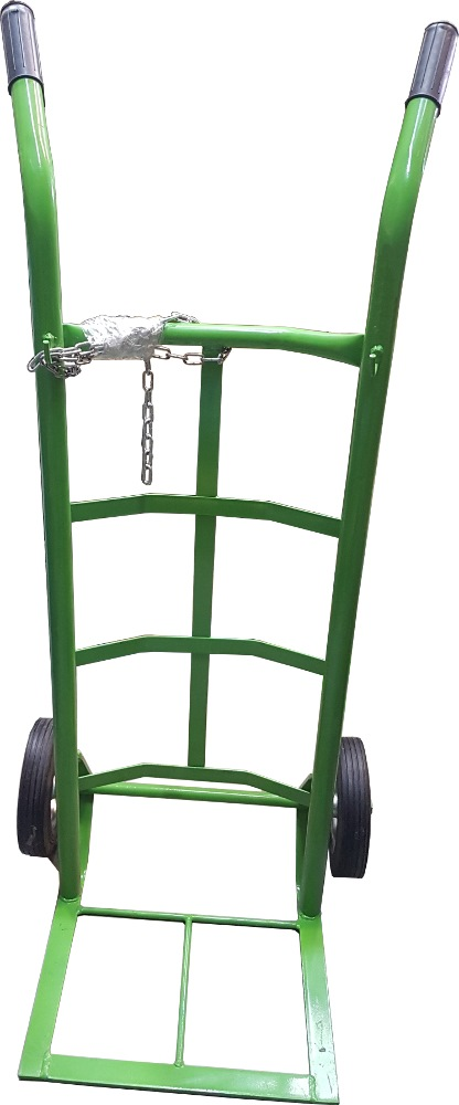 """TWO WHEELS TROLLEY 1-1/4"""" WITH 8"""" WHEEL"""
