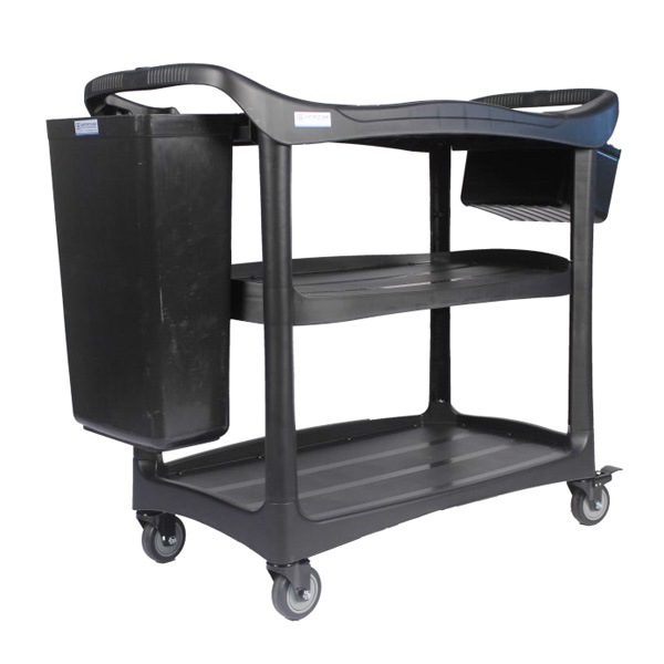 SUPERSTEAM DELUXE DINING CART 111.5 (L) X 52.4 (W) X 94 (H) CM