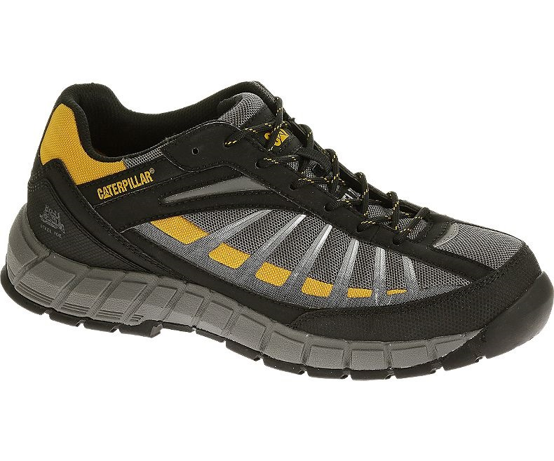 CATERPILLAR INFRASTUCTURE STEEL TOE SAFETY SHOE P718772 [EH]