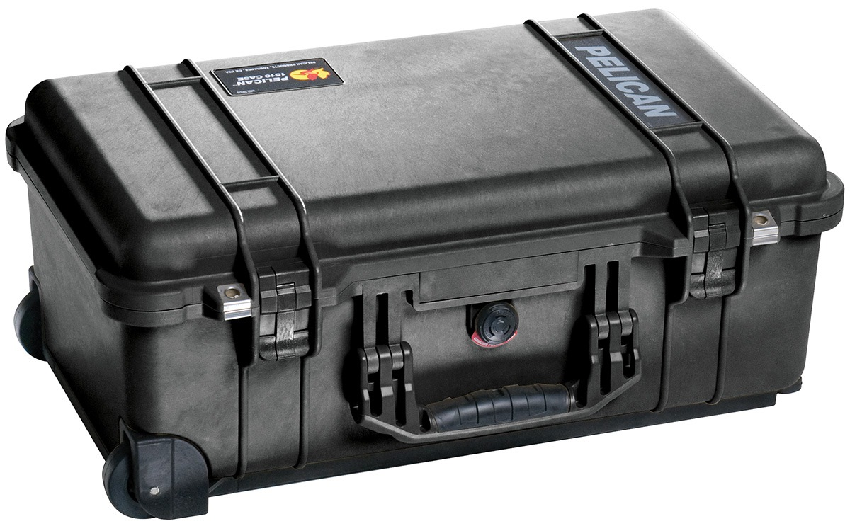 Pelican Transport Cases For Your Audio Equipment