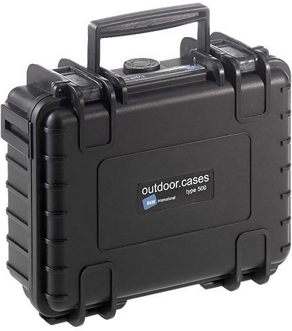 B&W OUTDOOR CASE 230X180X90MM MODEL:500 [IP67]