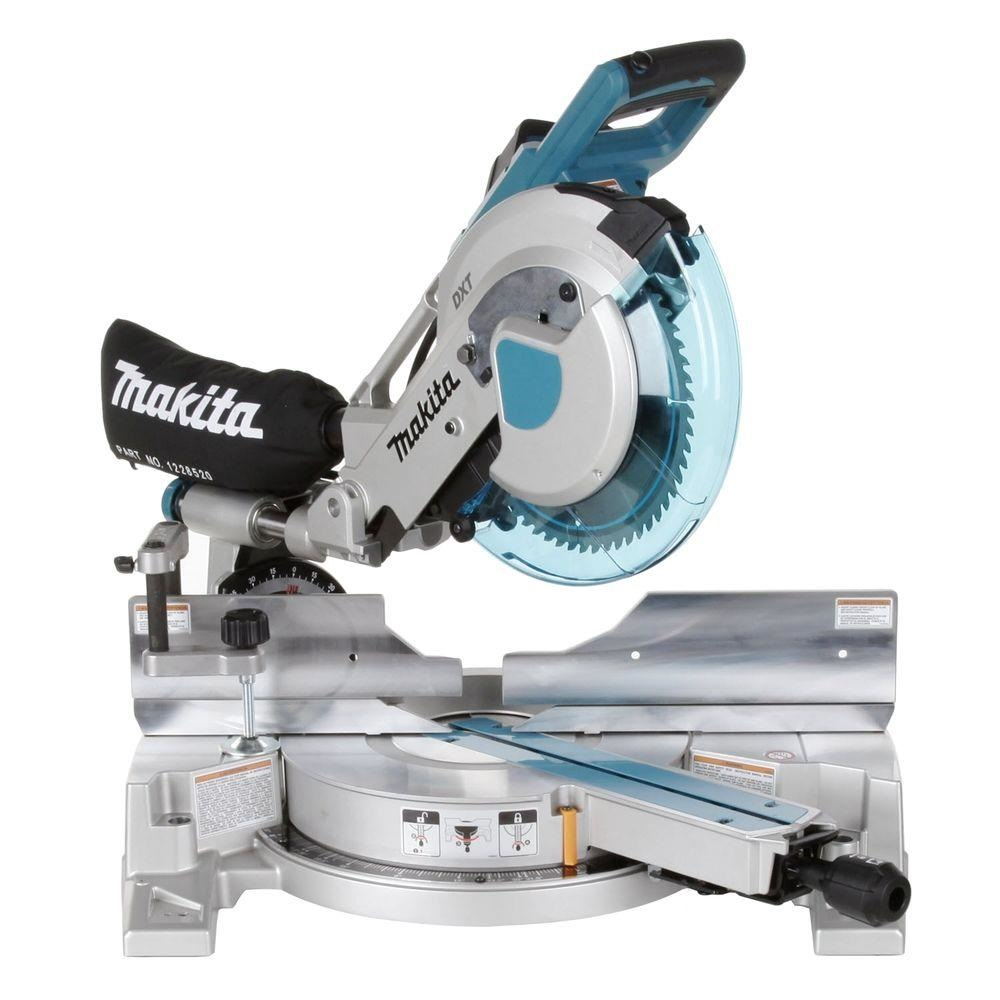 """Makita Slide Compound Saw 10"""" [cb153] With Laser, LS1016L"""