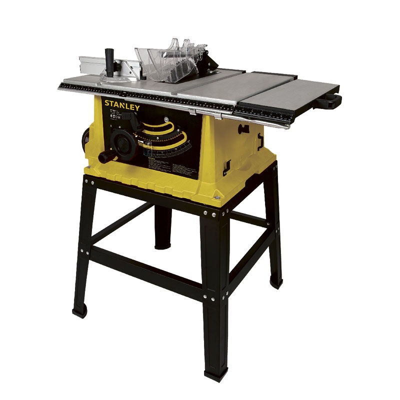 "STANLEY HIGH PERFORMANCE 1800W 10"" TABLE SAW STST1825"