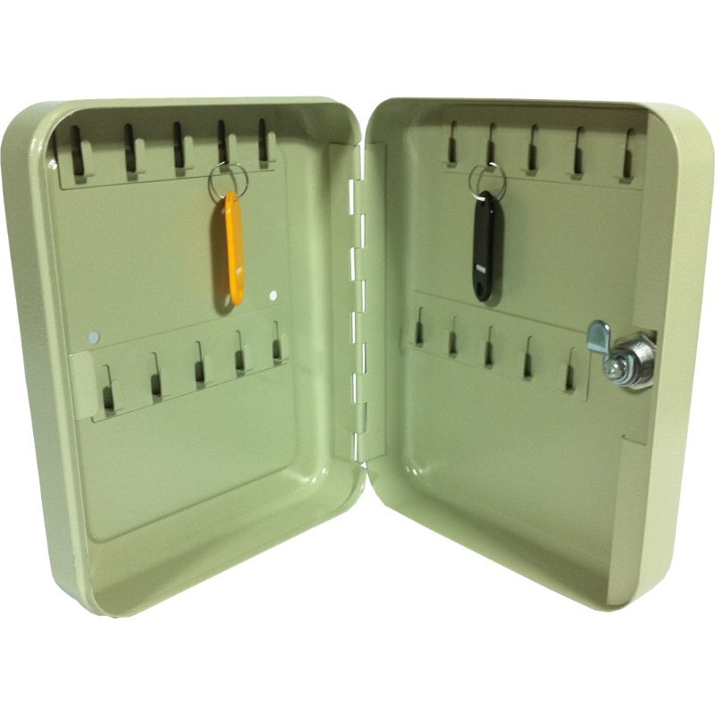 SECURE KEY BOX TS0083 W/KEY TAGS-KB20