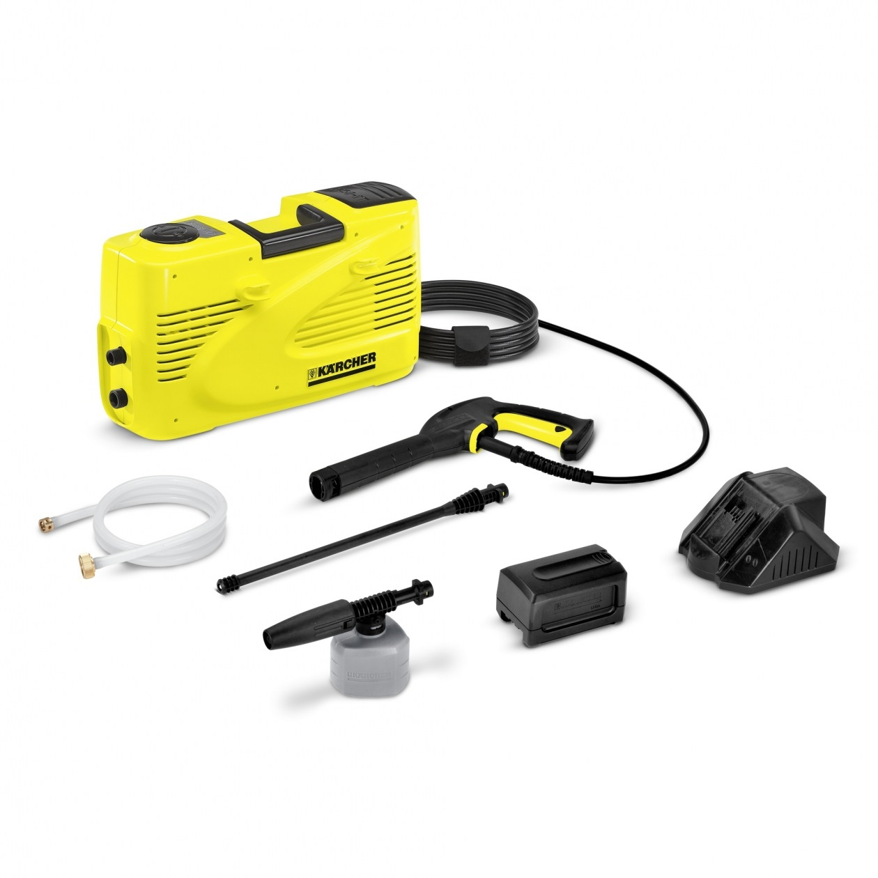 Karcher Outdoor Pressure Washer K1 Batt