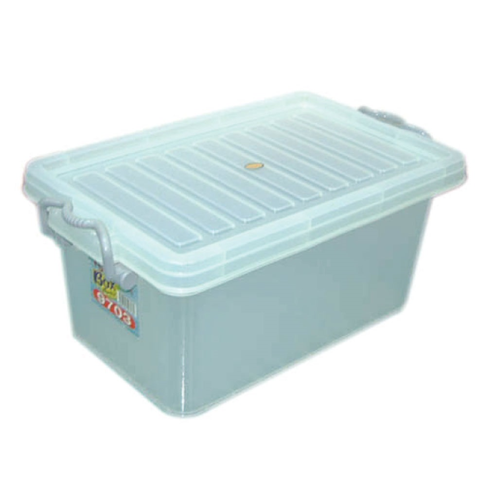 TOYOGO STORAGE BOX WITH COVER-9703