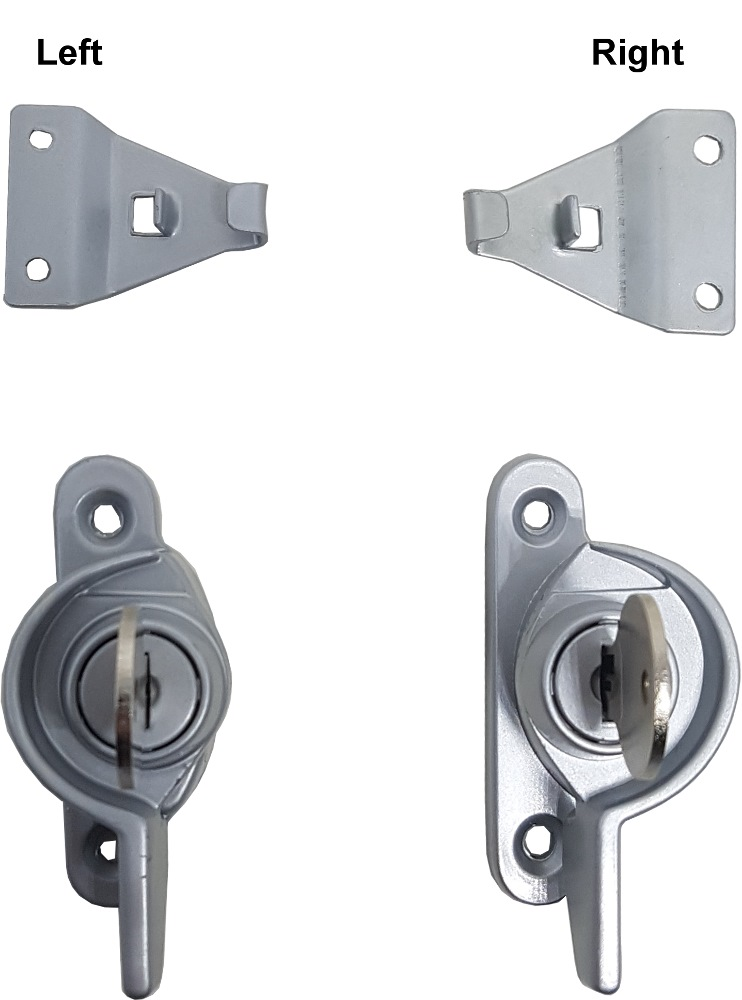 Window Casement Lock With Key