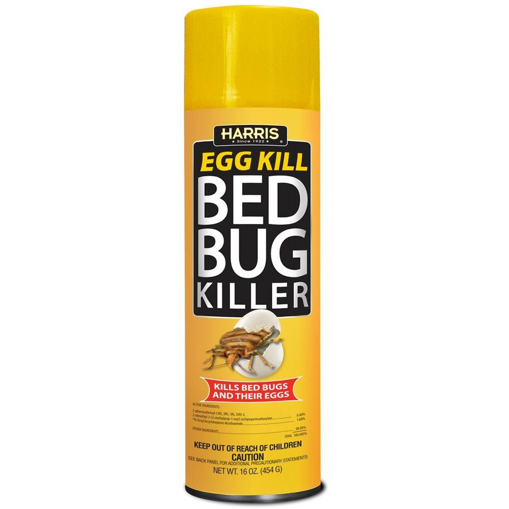 Harris Bed Bug Killer Spray 16oz (pf-egg-16)