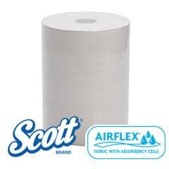 Kimberly-clark Kc Scott Airflex Slimroll Hrt Hand Roll Towel KC82280
