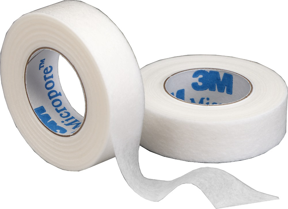 3m Micropore Surgical Tape 1530 (24 Rolls/box)