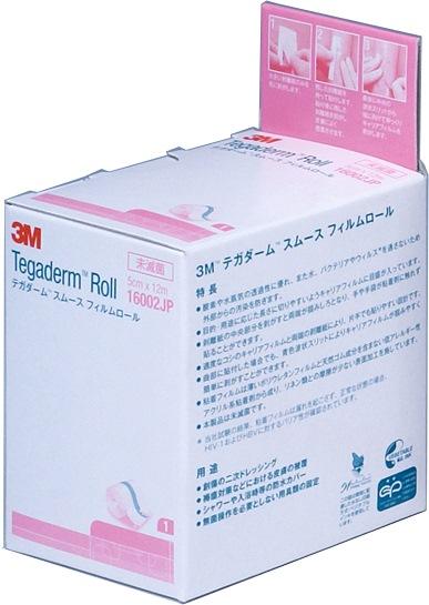 3m Tegaderm Trans Film Roll Dressing 1roll 16002JP / 16004jp