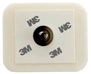 3m Monitoring Electrode With Foam Adhesive & Sticky Gel 2228