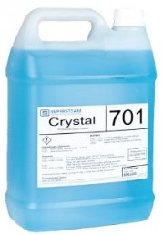 SUPERSTEAM CRYSTAL 701 (GLASS CLEANER) (CARTON OF 5 BOTTLES) B-00053
