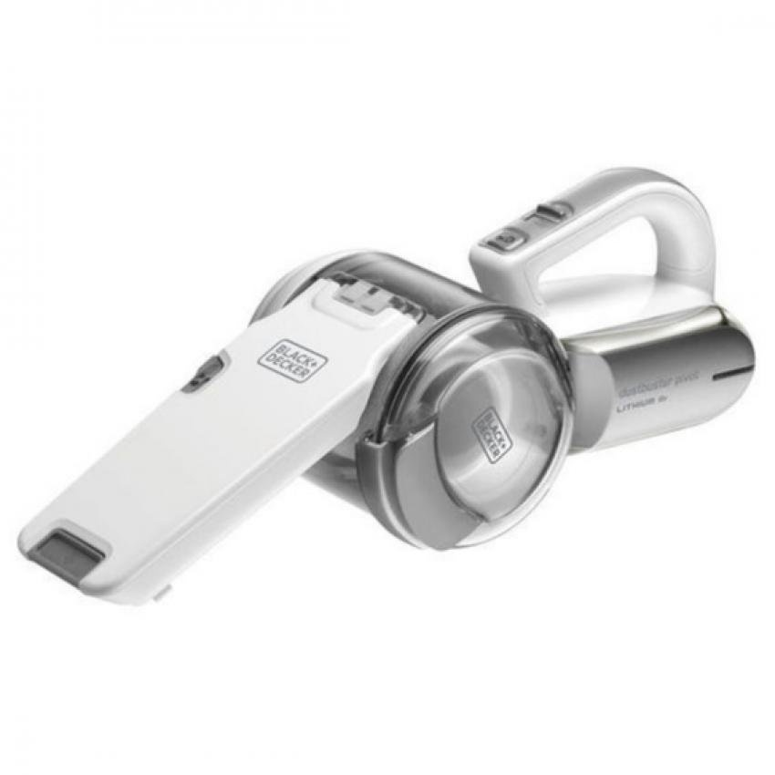 Black and Decker 18v Li-ion Dustbusterⓡ Pivot Hand Vacuum PV1820LF