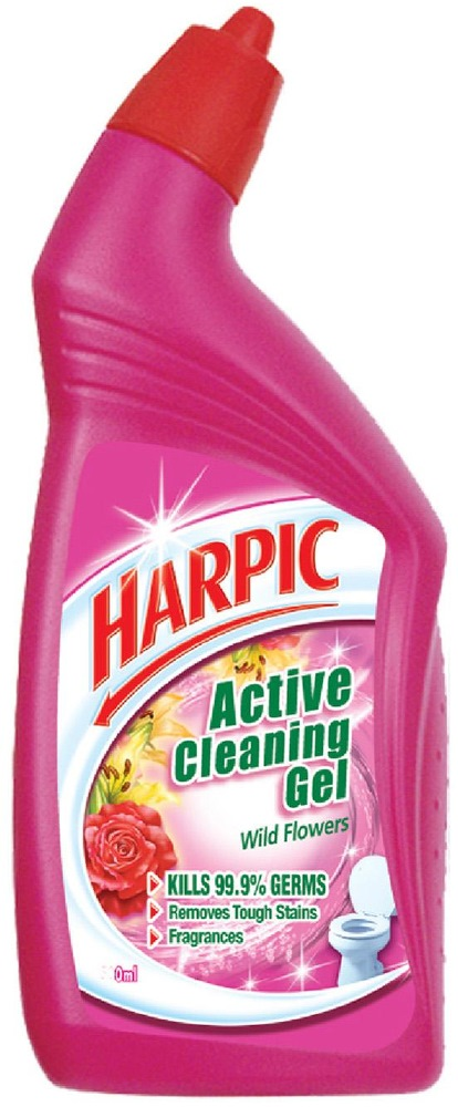 Harpic Active Cleaning Gel 500ml Singapore Eezee