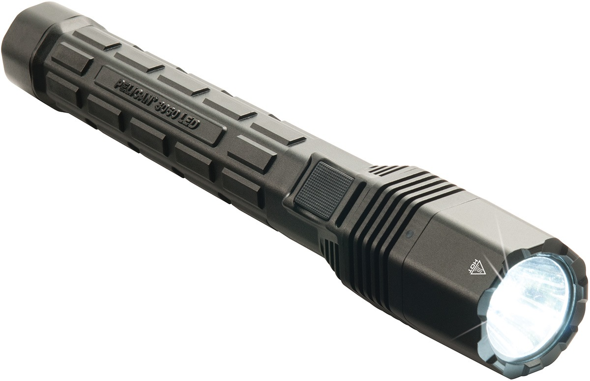 "PELICAN LED RECHARGEABLE FLASHLIGHT 8060 12.67"" [IPX4]"