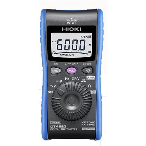 HIOKI DIGITAL MULTIMETER DT4224