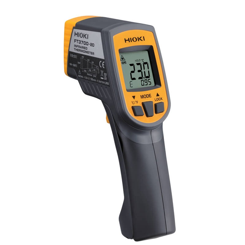 HIOKI INFRAFED THERMOMETER FT3700-20