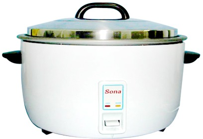 SONA COMMERCIAL RICE COOKER 10.0L 2950W SRC2100