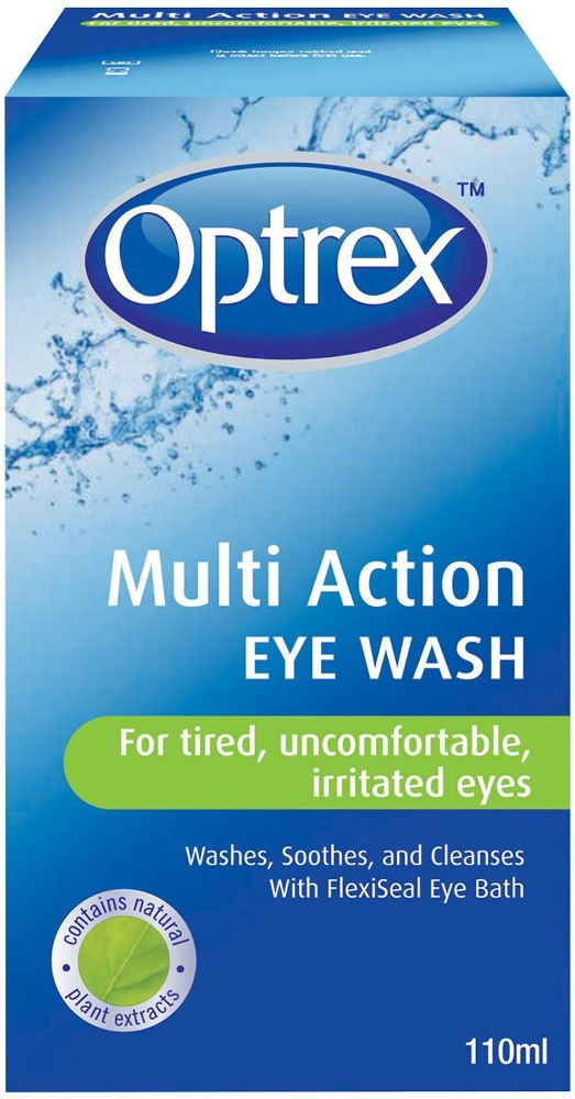 Optrex Eye Lotion Wash-110ml