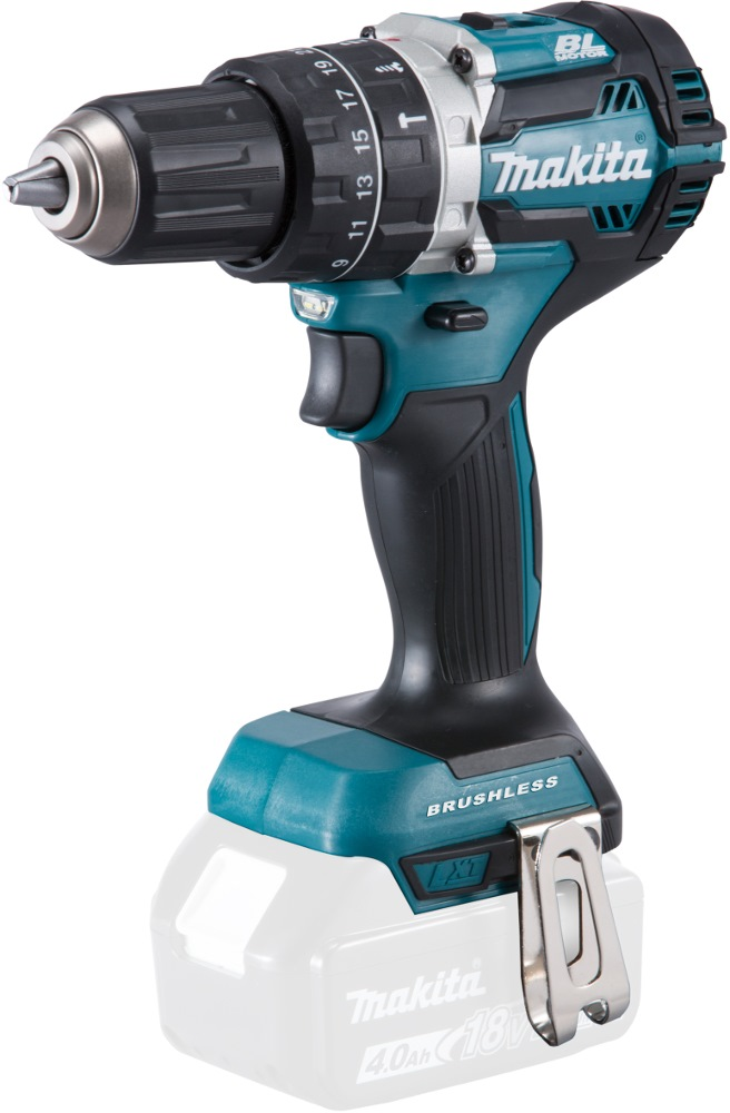 MAKITA 18V LI-ION HAMMER DRILL DHP484Z (BARE UNIT)