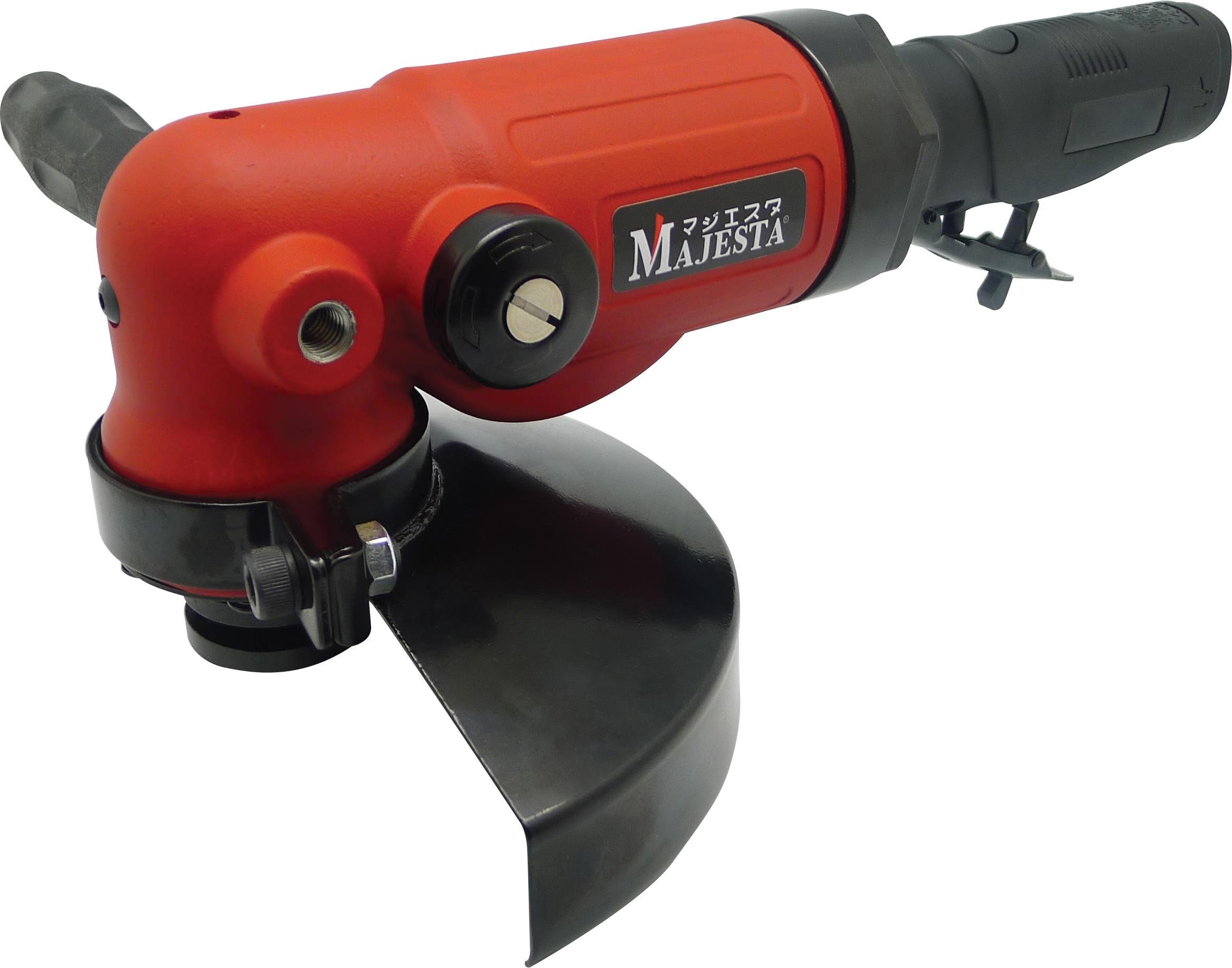 "MAJESTA AIR ANGLE GRINDER 7"" HEAVY DUTY AG-890R"