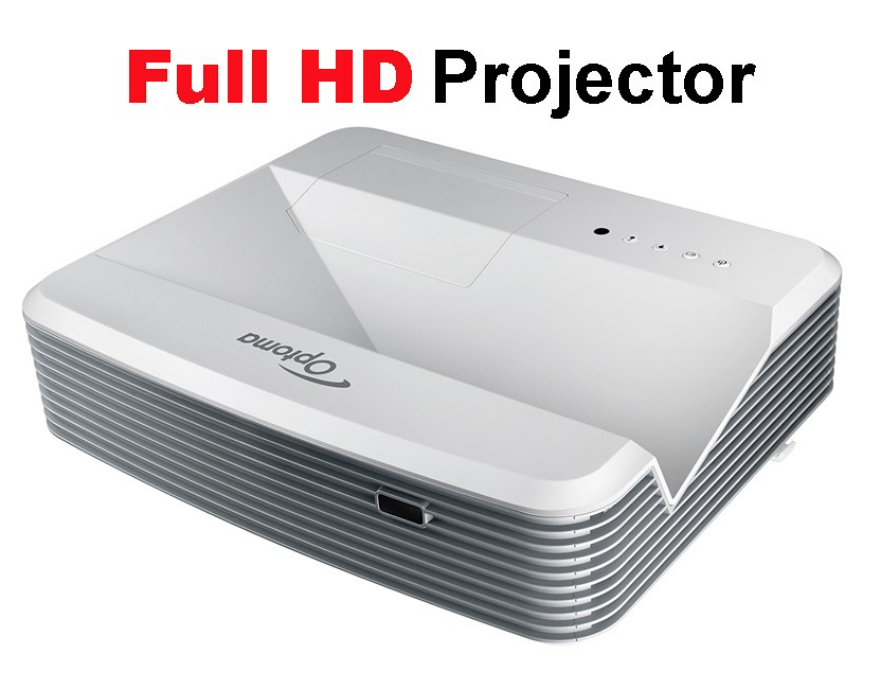Optoma Full HD Ultra Short Throw Projector EH320UST