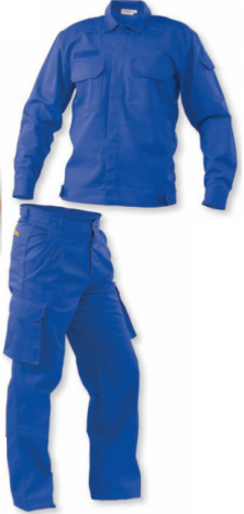 Accsafe Nomex Fire Retardant Jacket 0050 and pant 0060 (Navy Blue)