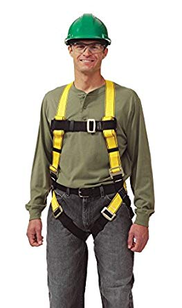 Msa Workman Vest Type Harness 10072479
