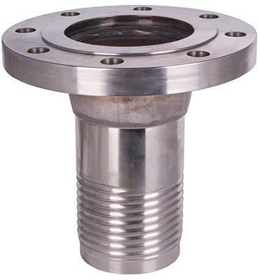 "3/4"" Slip-on Welding Flange With 3/4"" X 3"" Weld X Npt Nipple"