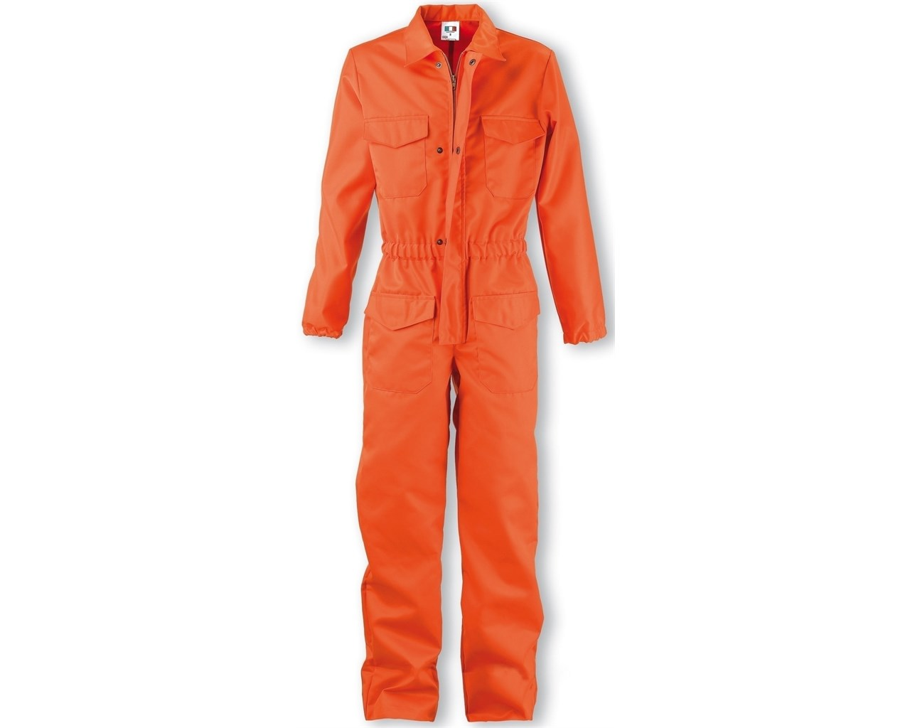 Accsafe Orange Nomex Fire Retardant Coverall NFR-C