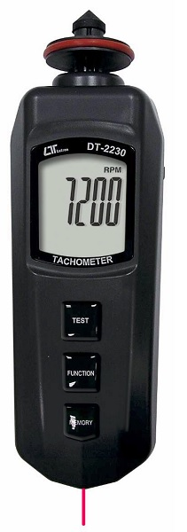 Lutron Tachometer (Photo/Contact) DT-2230