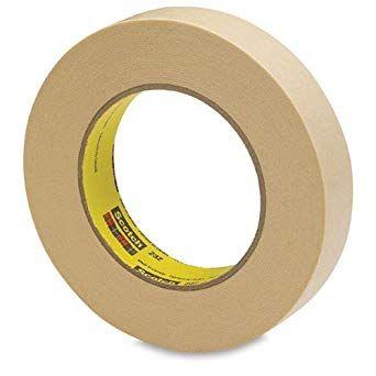 "3m™ High Performance Masking Tape 232 - 1"" (24mm) X 60yds"