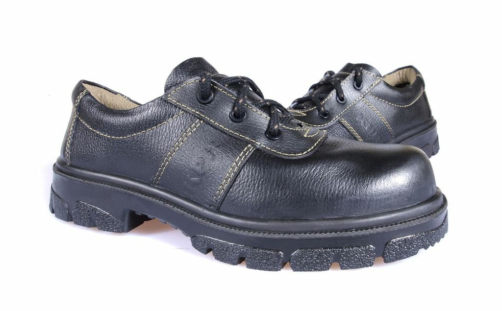 Kpr K-series Non-metallic Low Cut 3 Eyelet Lace up Safety Shoes