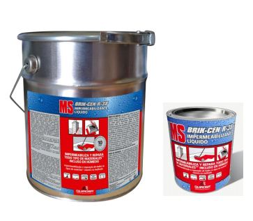 Quiadsa Brik-Cen R-38 Weather Resistance Coating