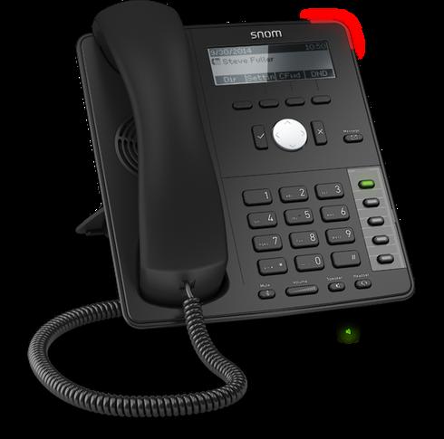 4353 - Snom D712 Desk Telephone