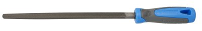 Unior Square File With Handle, Half Smooth 765h1/2s