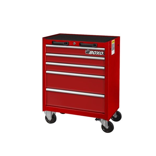 Boxo 5 Drawers Trolley AT22551RD