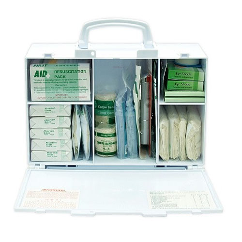 Lifeline First Aid Box B (for 50 Workers) 41/B