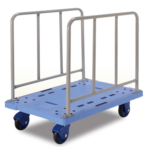 Prestar Side Dual Handle Plastic Trolley PF333
